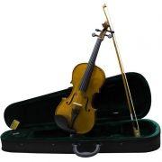 Violino Dominante 3/4 Estudante Completo Com Estojo E Arco