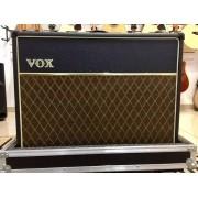 Vox Custom Classic Ac30c2x Blue Alnico + Footswitch Vfs2a