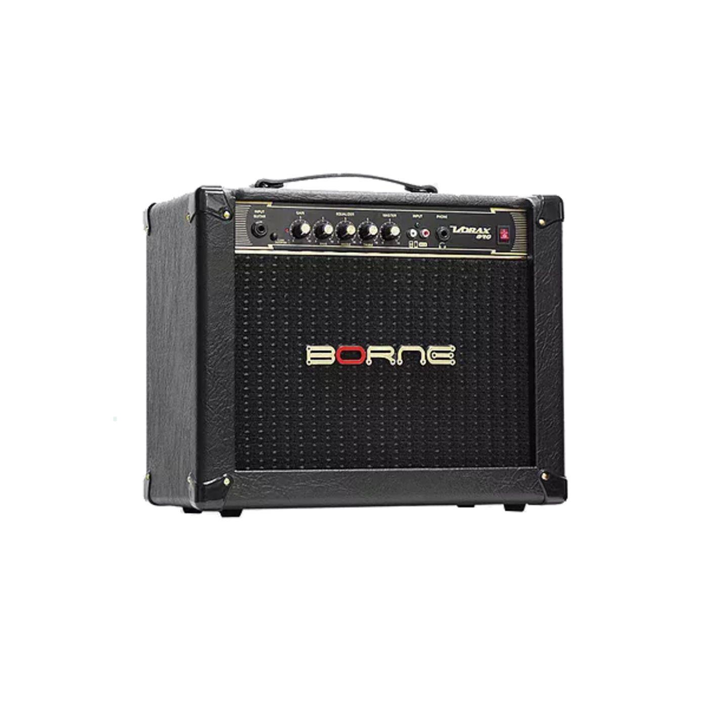 Amplificador Borne Vorax 630 Para Guitarra 6.5 Pol 25w rms