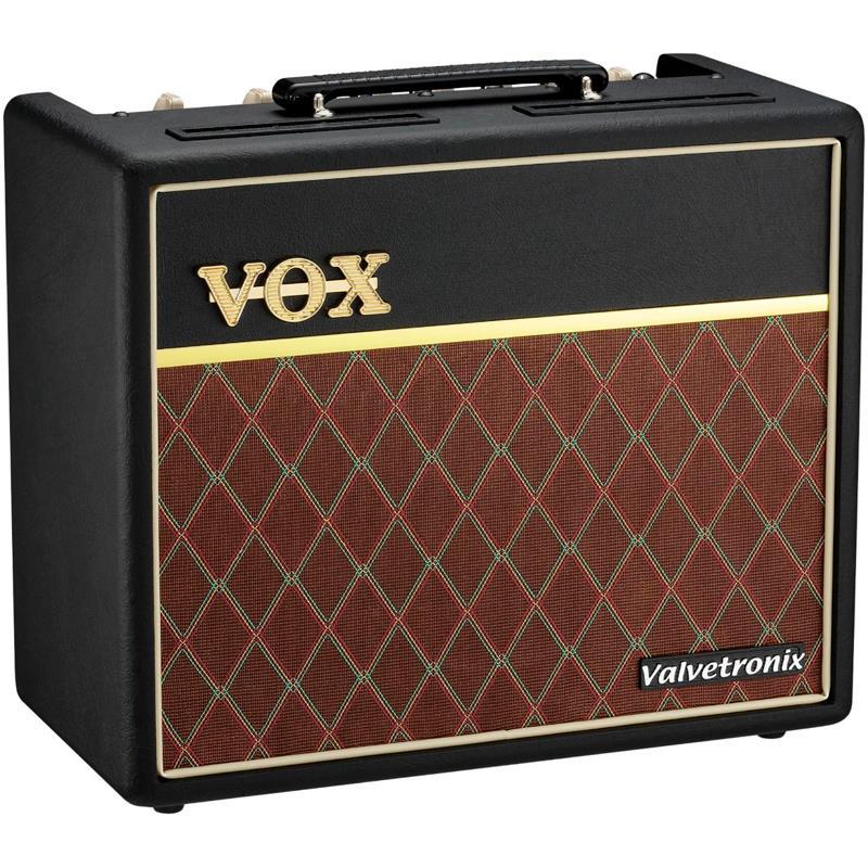 Amplificador Guitarra Vox Valvetronix Vt20+cl