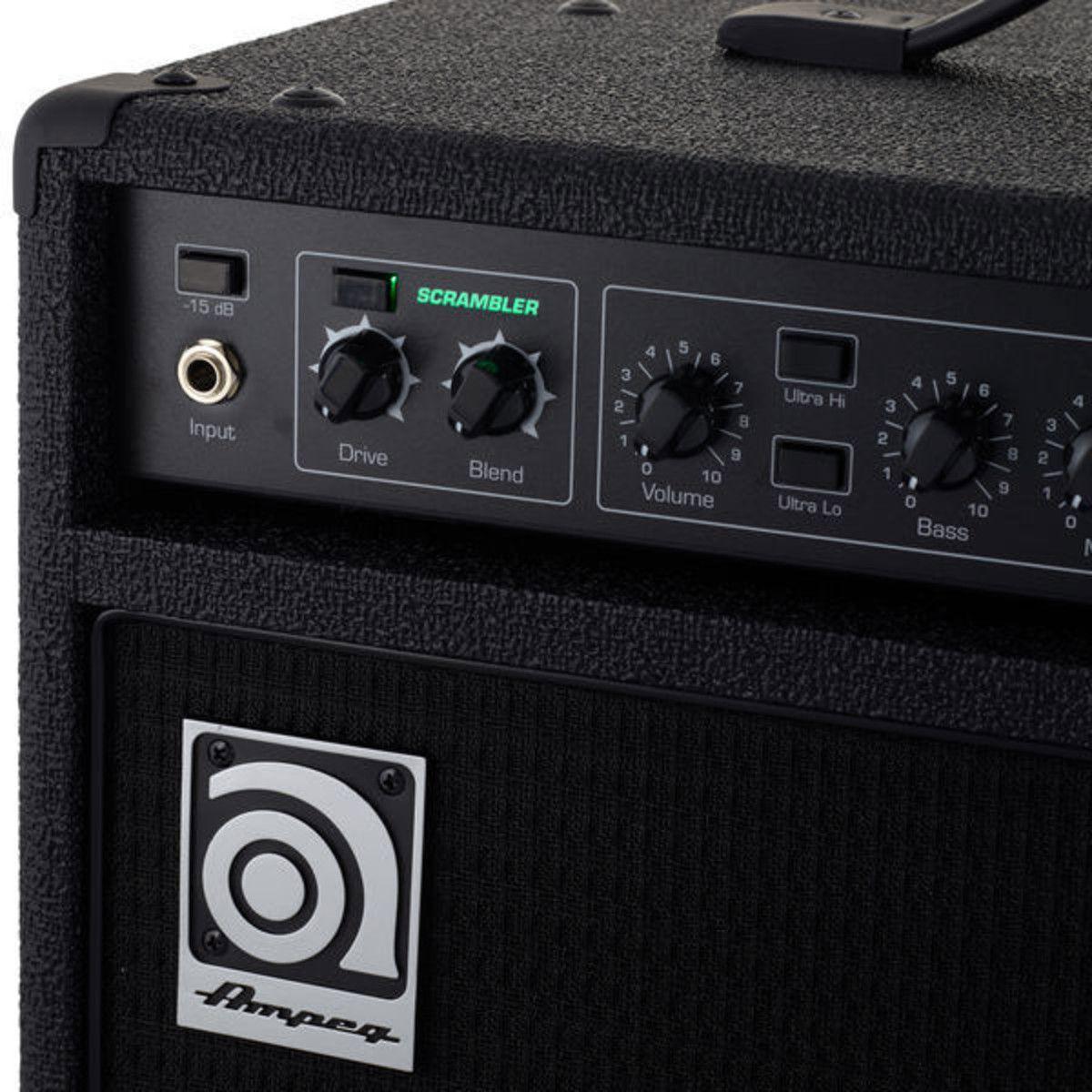 Amplificador para Baixo 1x12 75w Ba112- Ampeg
