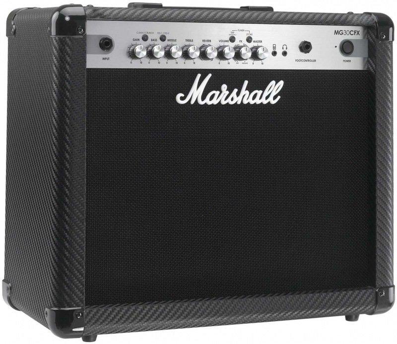 Amplificador para Guitarra MG30CFX - Marshall