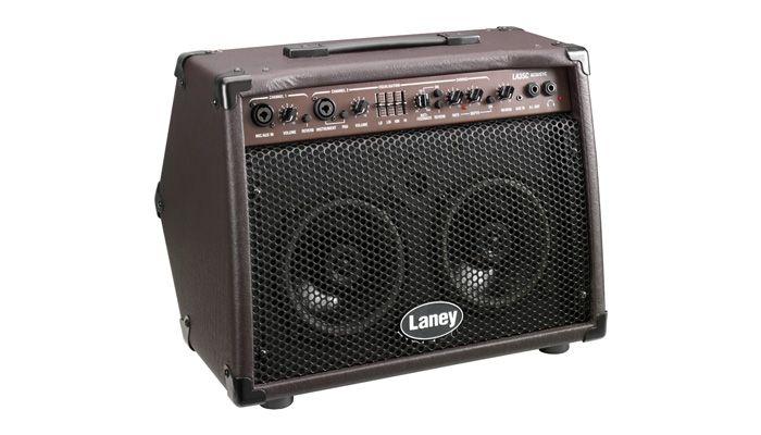 Amplificador para Violão Laney 35 Watts com Efeitos