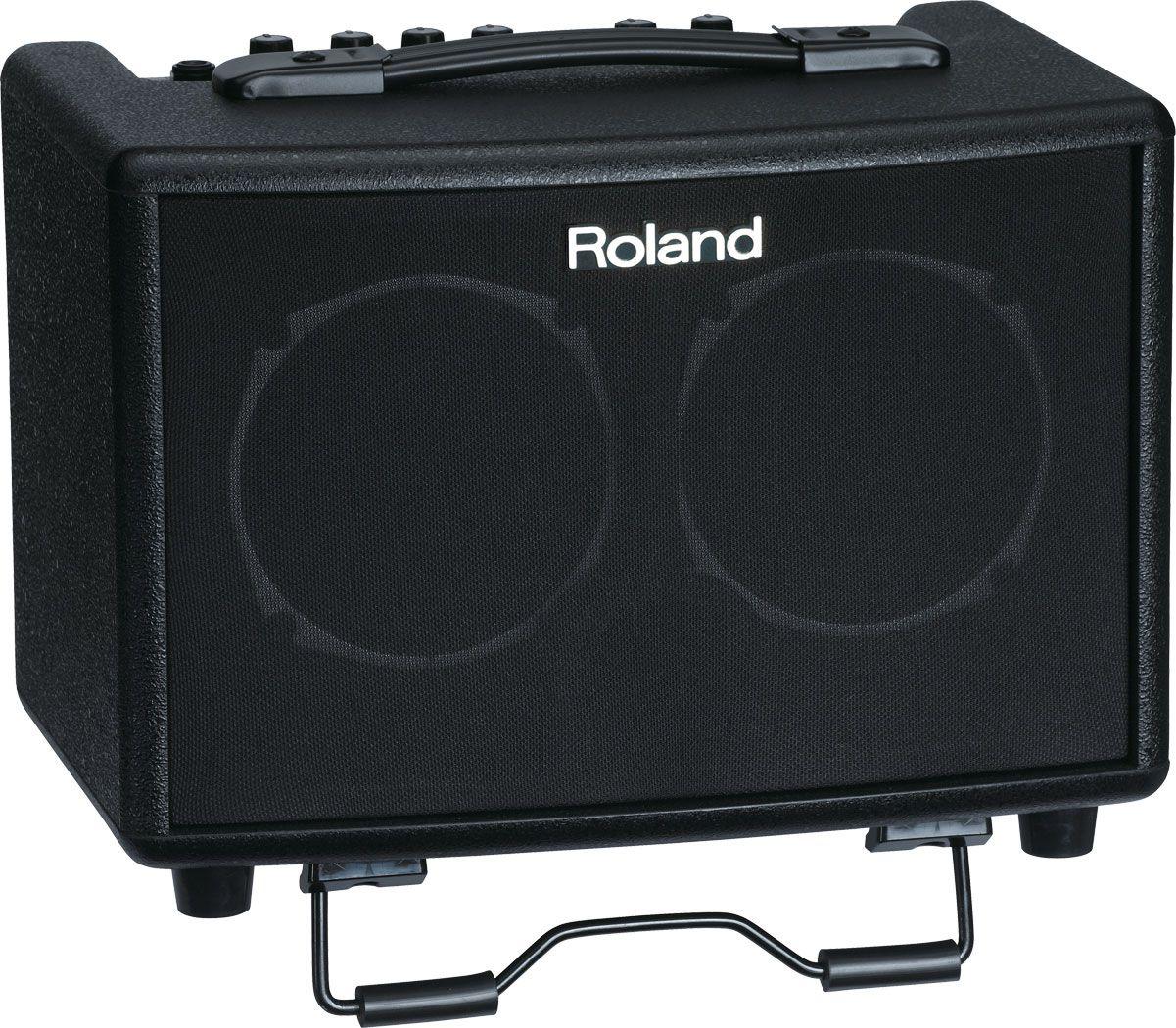 Amplificador Roland AC-33 Acoustic Chorus para Violão e Voz - Preto (BK)