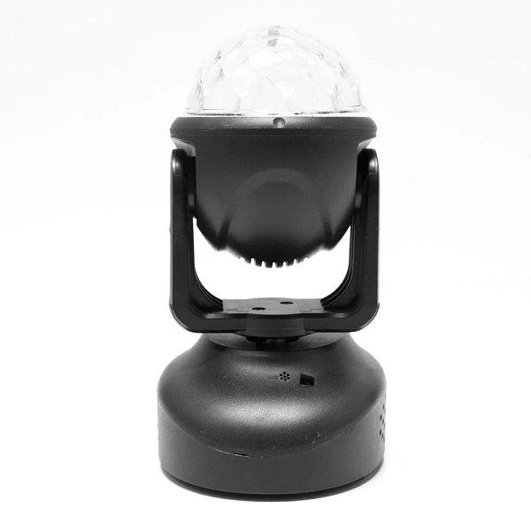 Astromove - Led Moving Ball 6x 1w Rgb - Pls