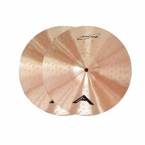 "AVATAR HI HAT 14"" SERIE FOCUS"