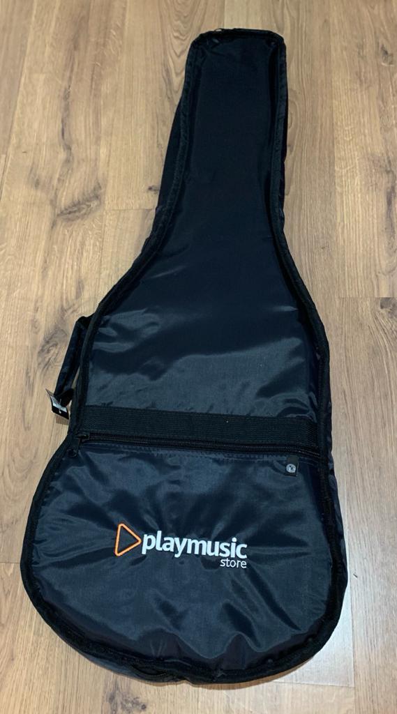 Bag Almofadada Impermeável Para Viola - Playmusic Store