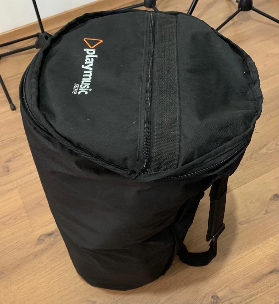 Bag Almofadada Para Atabaque Timba Playmusic Store 66x40x40