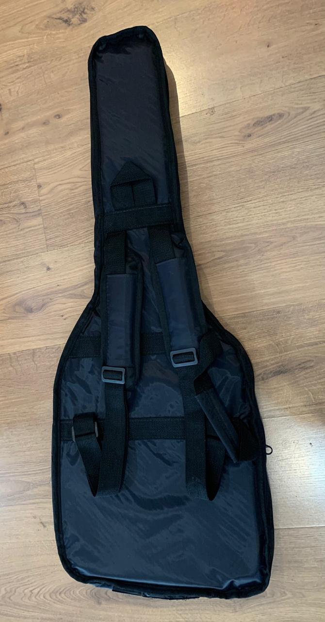 Bag Almofadada Para Guitarra Playmusic Store - Impermeável