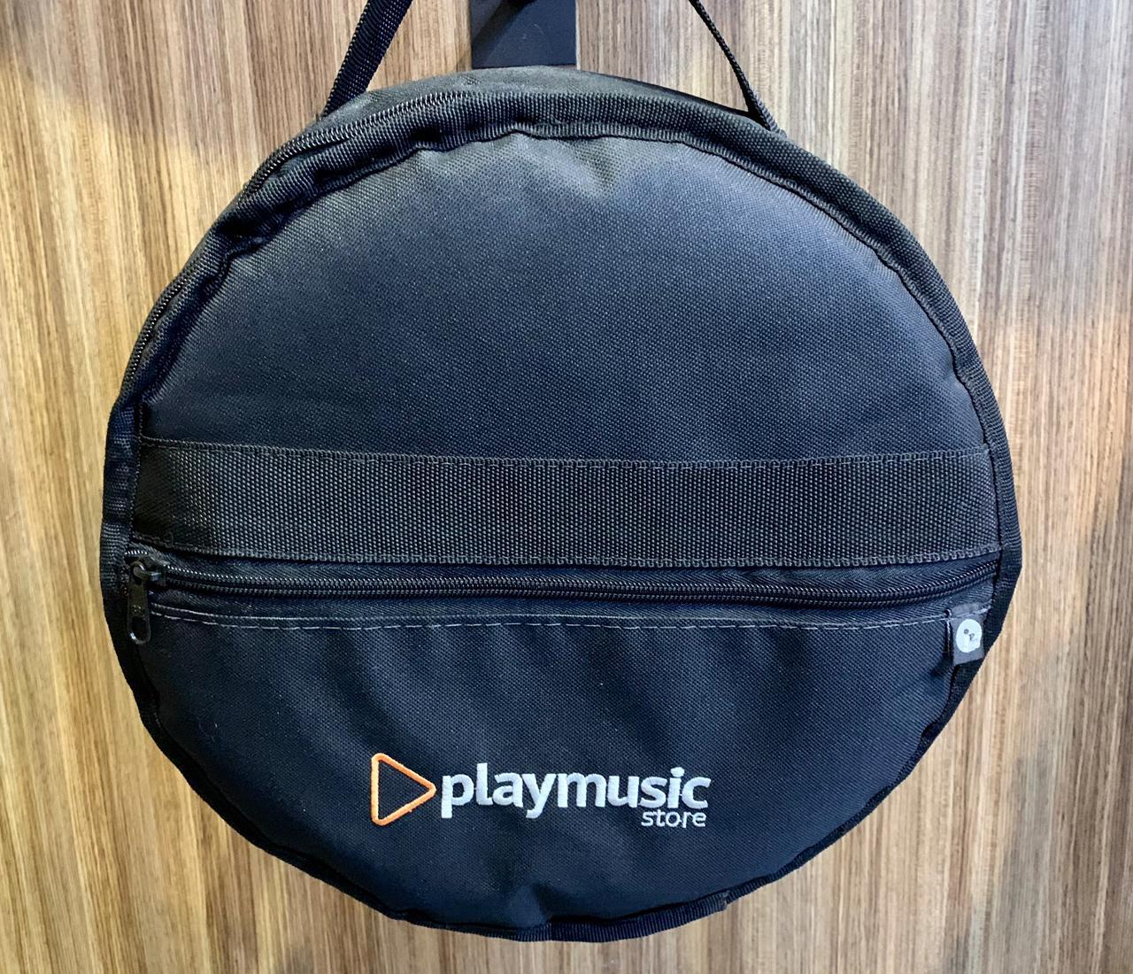 """Bag Almofadada Para Pandeiro De 10"""" Playmusic Store."""