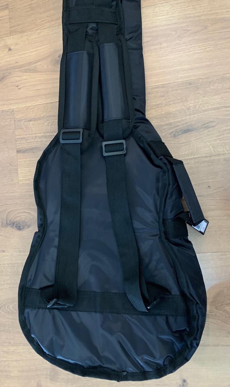 Bag Almofadada Para Viola Cinturada Playmusic Store - Impermeável