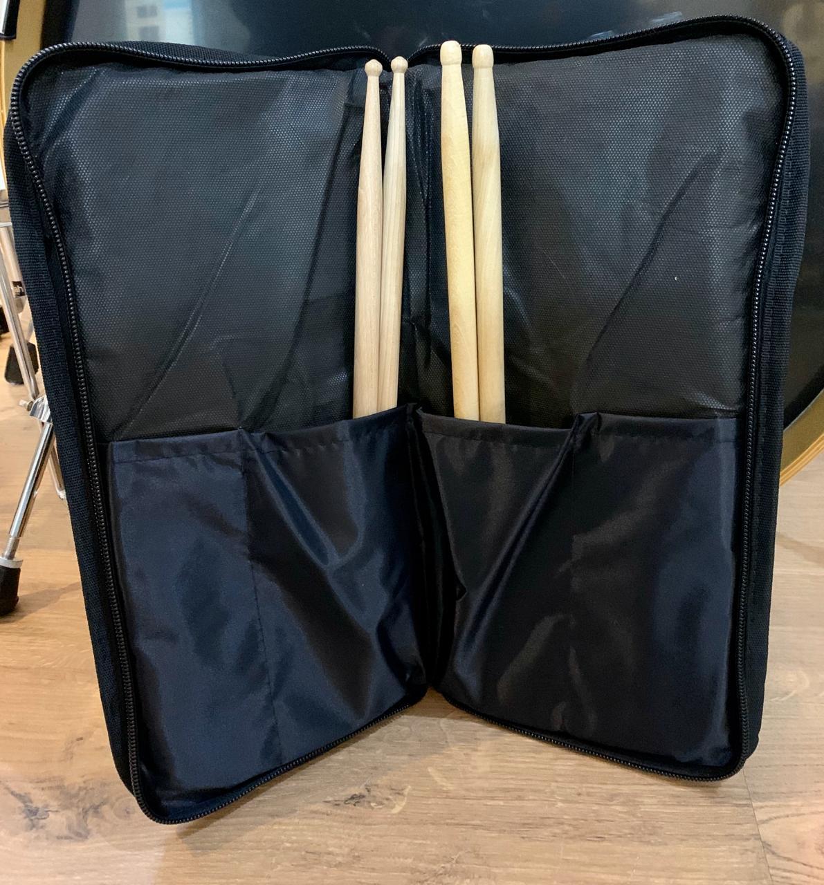 Bag Para Baquetas - Bateria