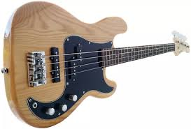 Baixo Strinberg PBS 50 NA Precision Bass Natural 4 Cordas Passivo