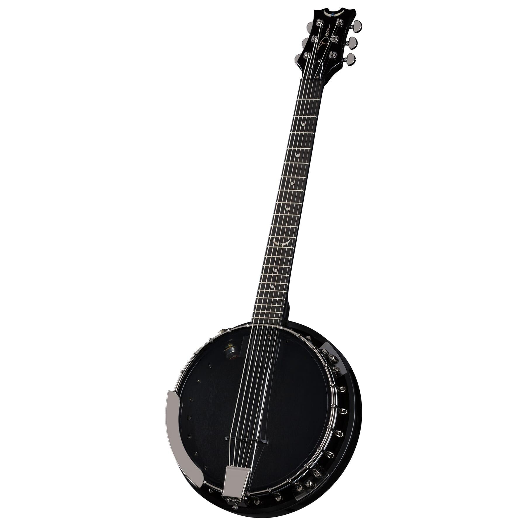Banjo Dean 6 Cordas Eletroacústico Bw6e Bc Backwoods