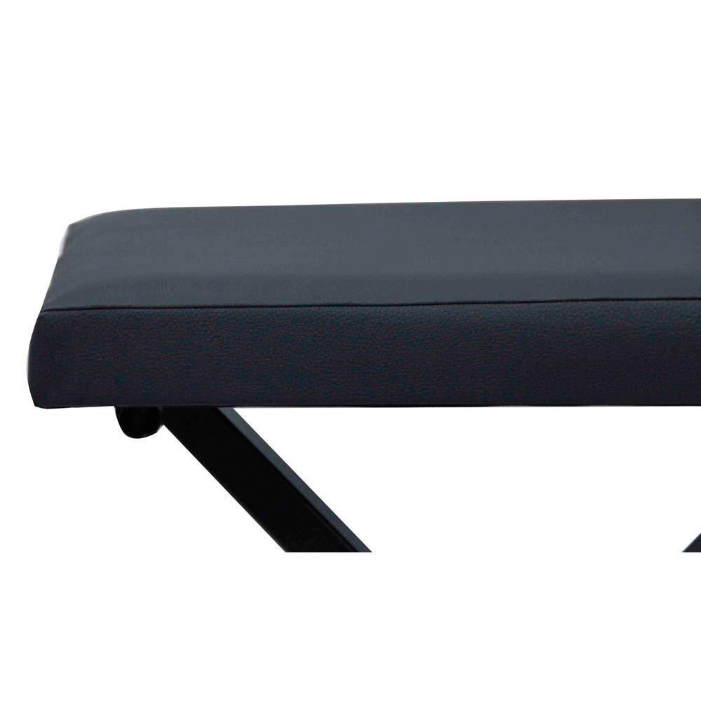Banqueta Com Regulagem Para Piano e Teclado Bt200 - Saty