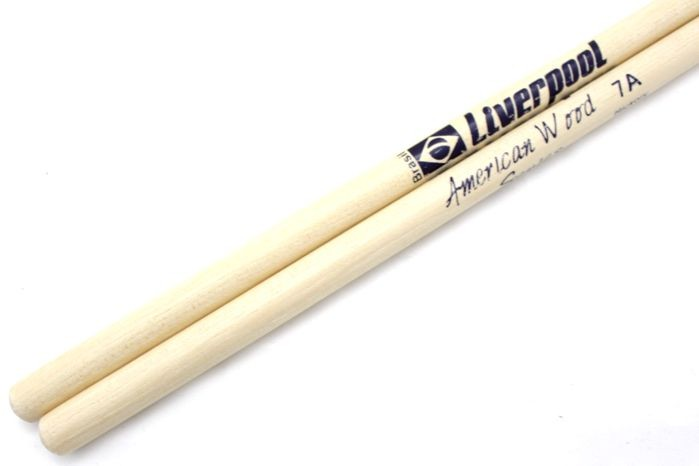 Baqueta Liverpool American Wood Hickory 7a (HY-7am)