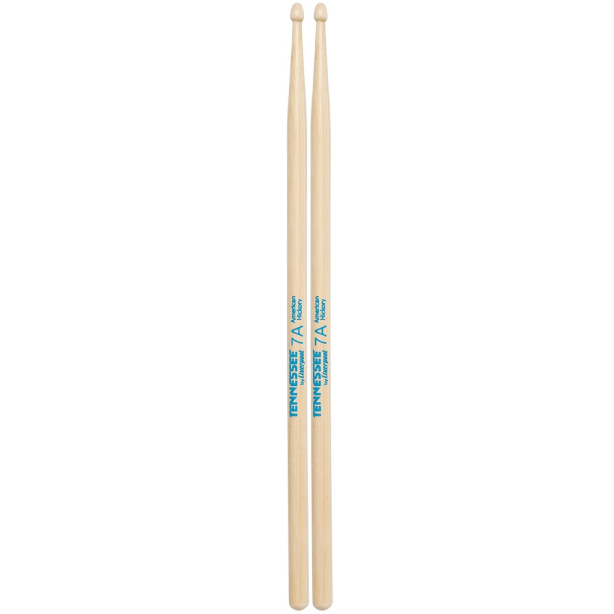 Baqueta Liverpool Tennessee American Wood Hickory 7A