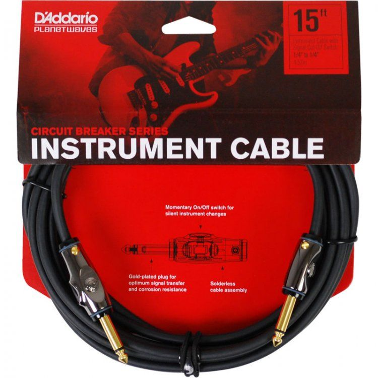 CABO PLANET WAVES P10 COM MUTE 4,57