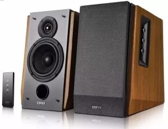 Caixas De Som Edifier R1600 T3 Monitor Ativo P/ Estudio E Dj (Mostruário)