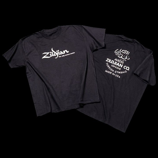 Camiseta Classic Black Zildjian T3004-X