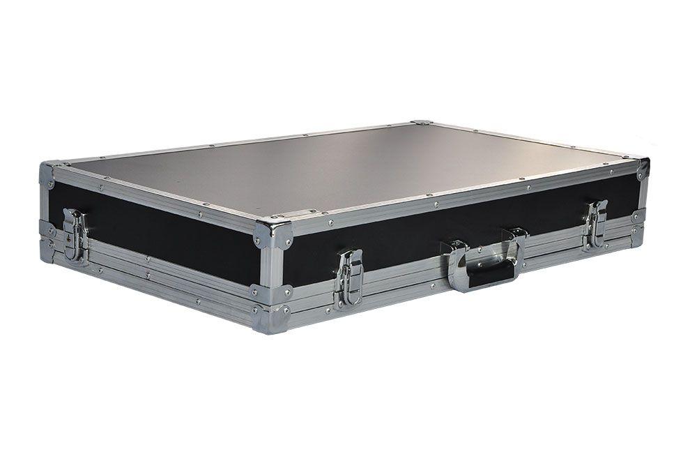 Case Linha Profissional P/ Pedais - Pedalboard Capcase 60x30x10