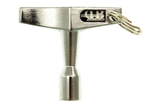 Chave de Afinação Premium DB Percussion K02 com Anilha de Chaveiro