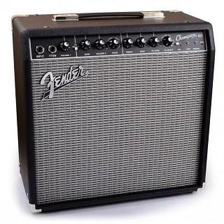 Combo Para Guitarra Fender Champion 40