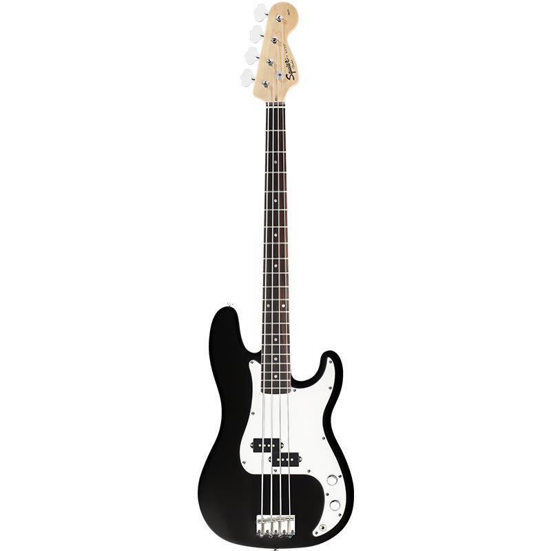 Contra Baixo Fender Precision Bass Squier Affinity Preto