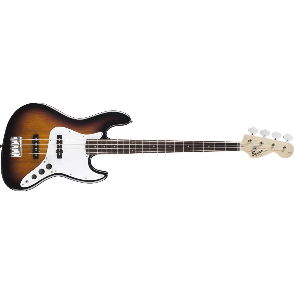 CONTRABAIXO FENDER 031 0760 - SQUIER AFFINITY J. BASS - 532 - BROWN SUNBURST