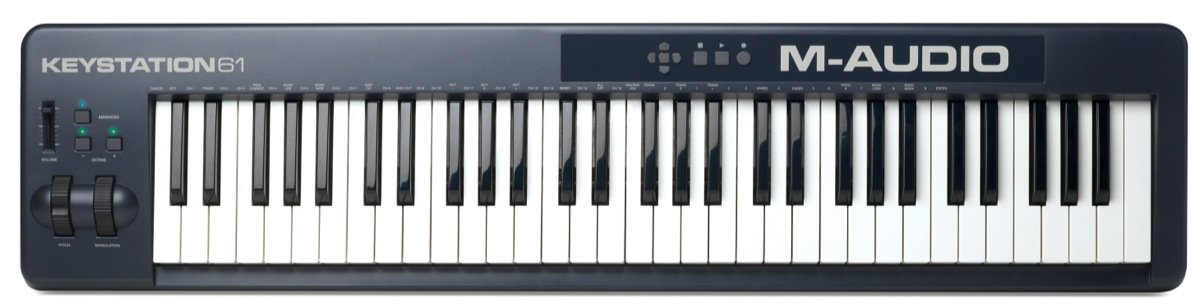 Controlador M-audio Keystation 61 II