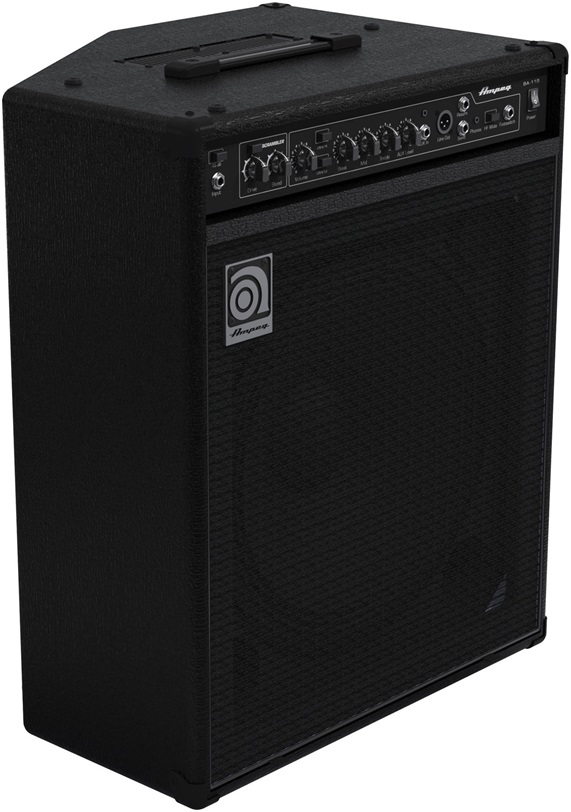 Amplificador Para Baixo 150w Falante 15 Ba115v2 Ampeg