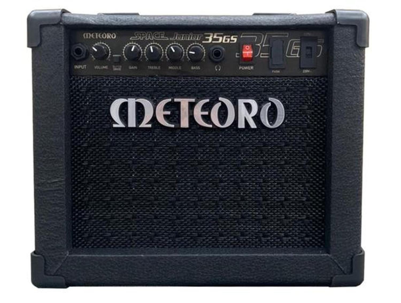 Cubo para Guitarra Meteoro Space Guitar Junior 35GS