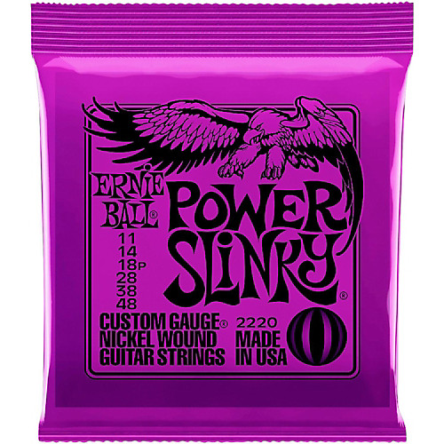 Encordoamento Guitarra Ernie Ball 0,11 2220