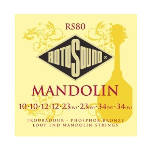 Encordoamento para Mandolin Rotosound