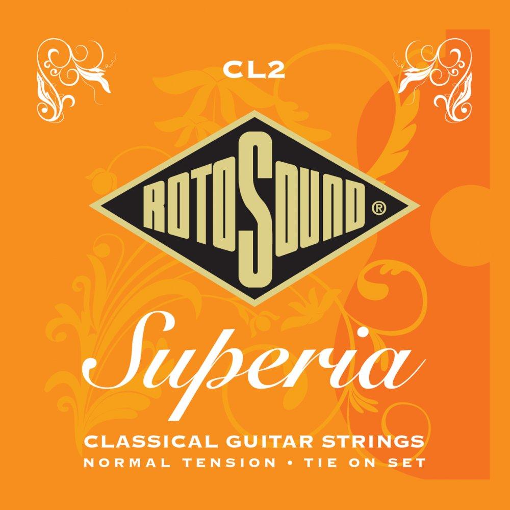 Encordoamento Violão Nylon Rotosound Superia Cl - 2