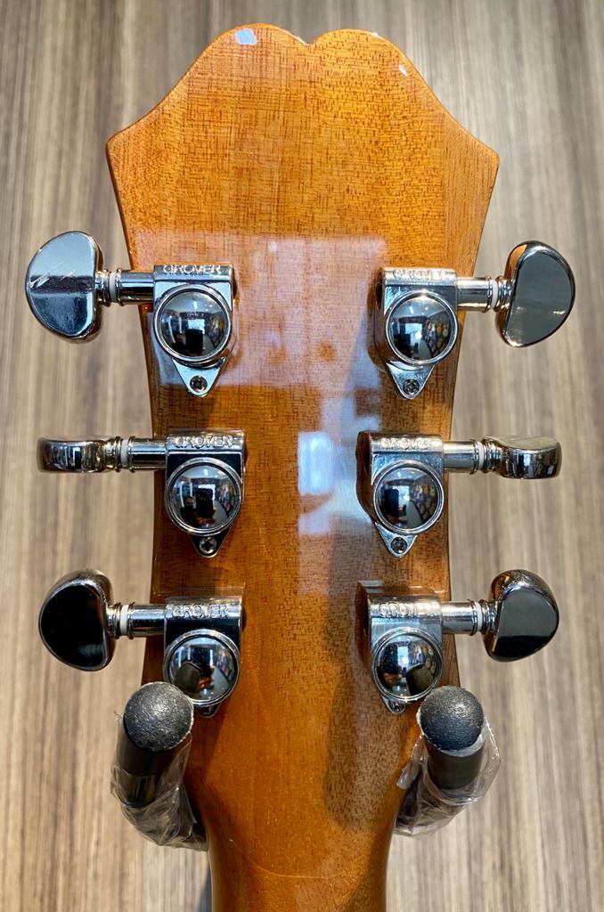 Epiphone ES-335 Dot Natural Semi - Nova