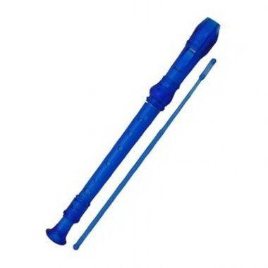 Flauta Germânica Concert TRC57G - Azul