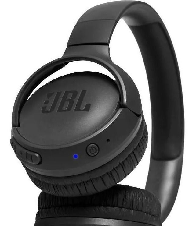 Fone de Ouvido Bluetooth Original JBL T500BT Preto