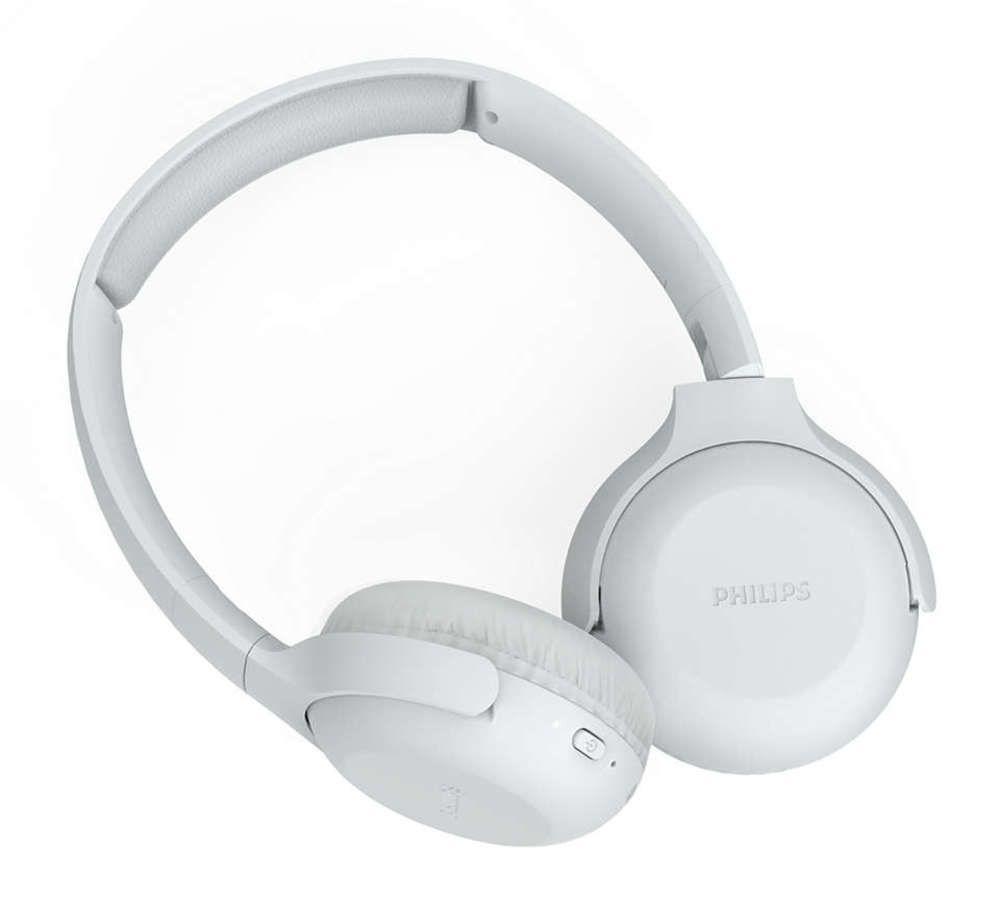Fone de Ouvido Philips Sem Fio Branco - TAUH202