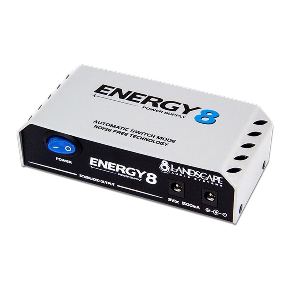 FONTE LANDSCAPE ENERGY E8 PARA 8 PEDAIS