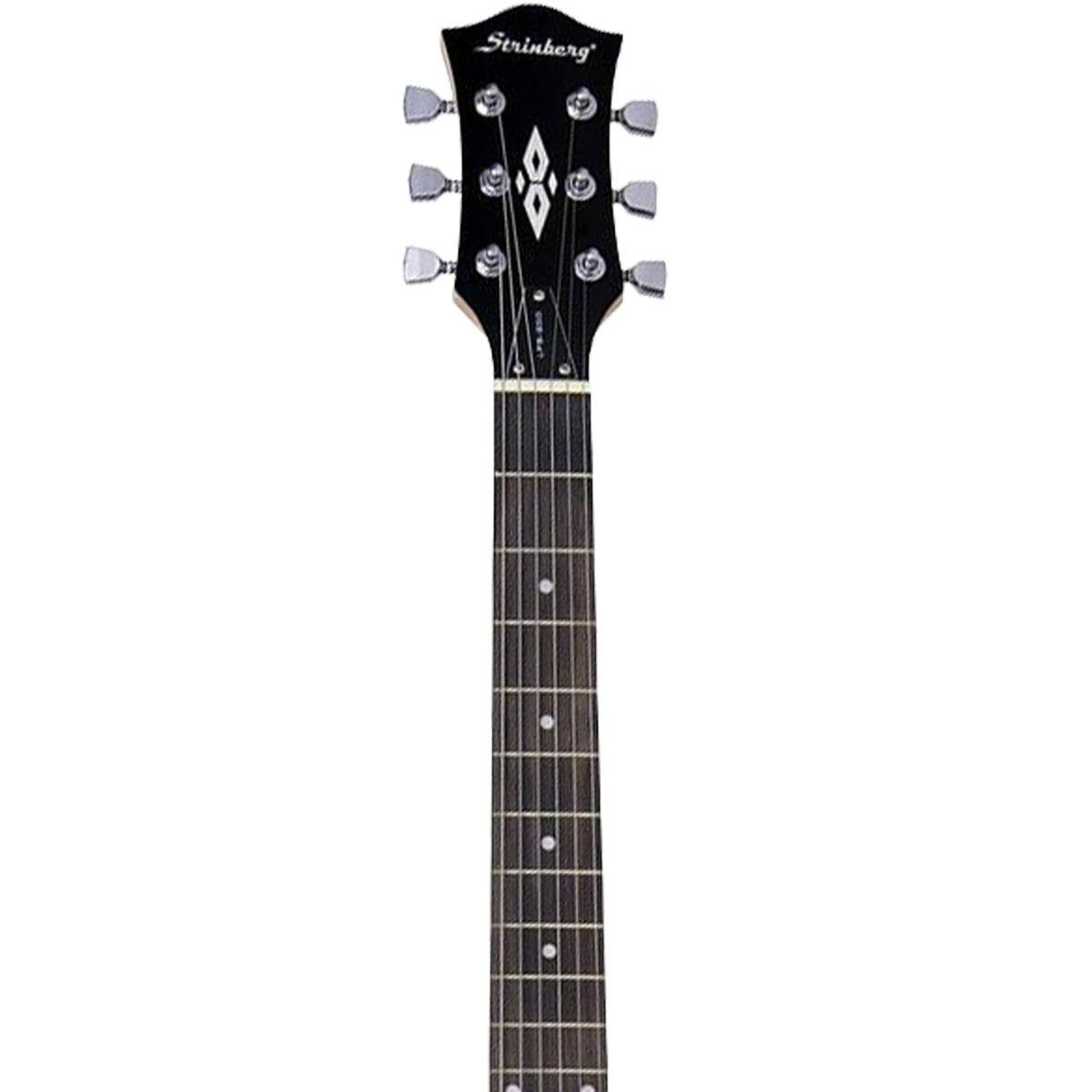 Guitarra Elétrica Les Paul Strinberg Sunburst LPS-200SB
