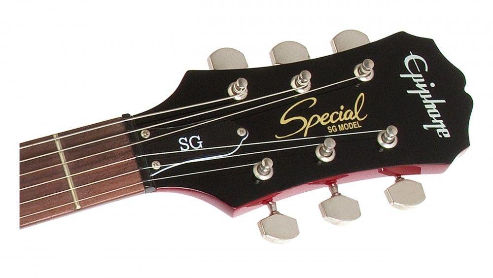 Guitarra Epiphone SG Special Cherry com KillPot