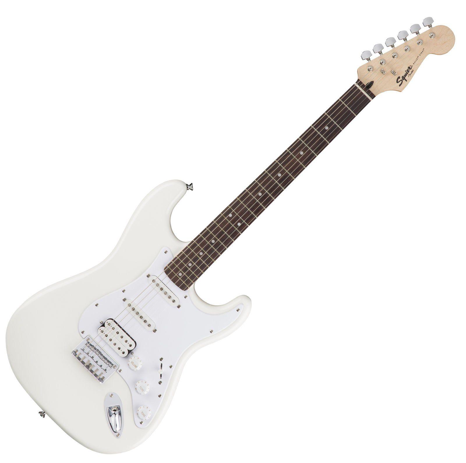 Guitarra Fender - Squier Bullet Stratocaster HSS-580 Arctic White