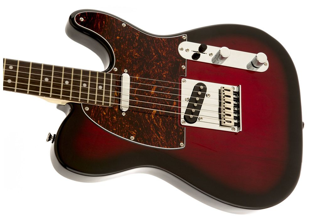 Guitarra Fender - Squier Standard Telecaster - 537 - Antique Burst