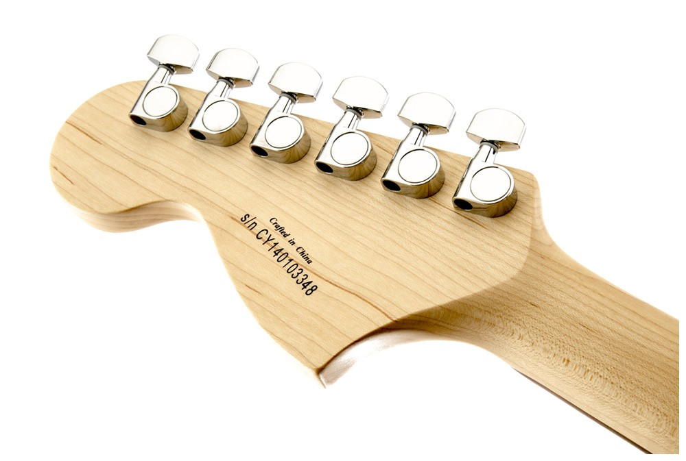 Guitarra Fender Squier Strato Vintage Modified Black
