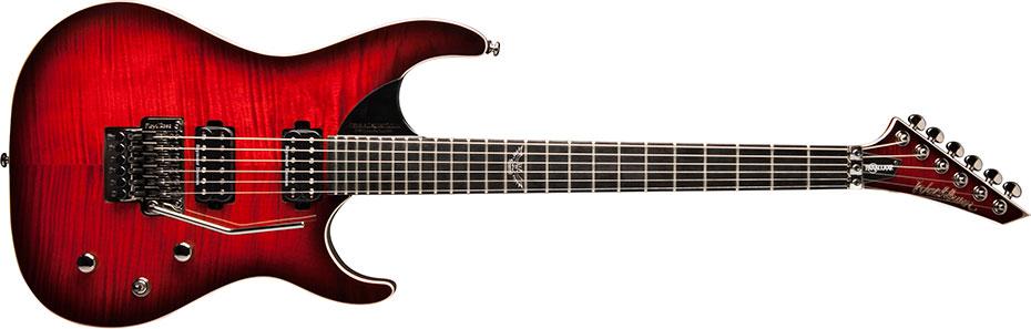 Guitarra Washburn PXS 10 FRDLXWB