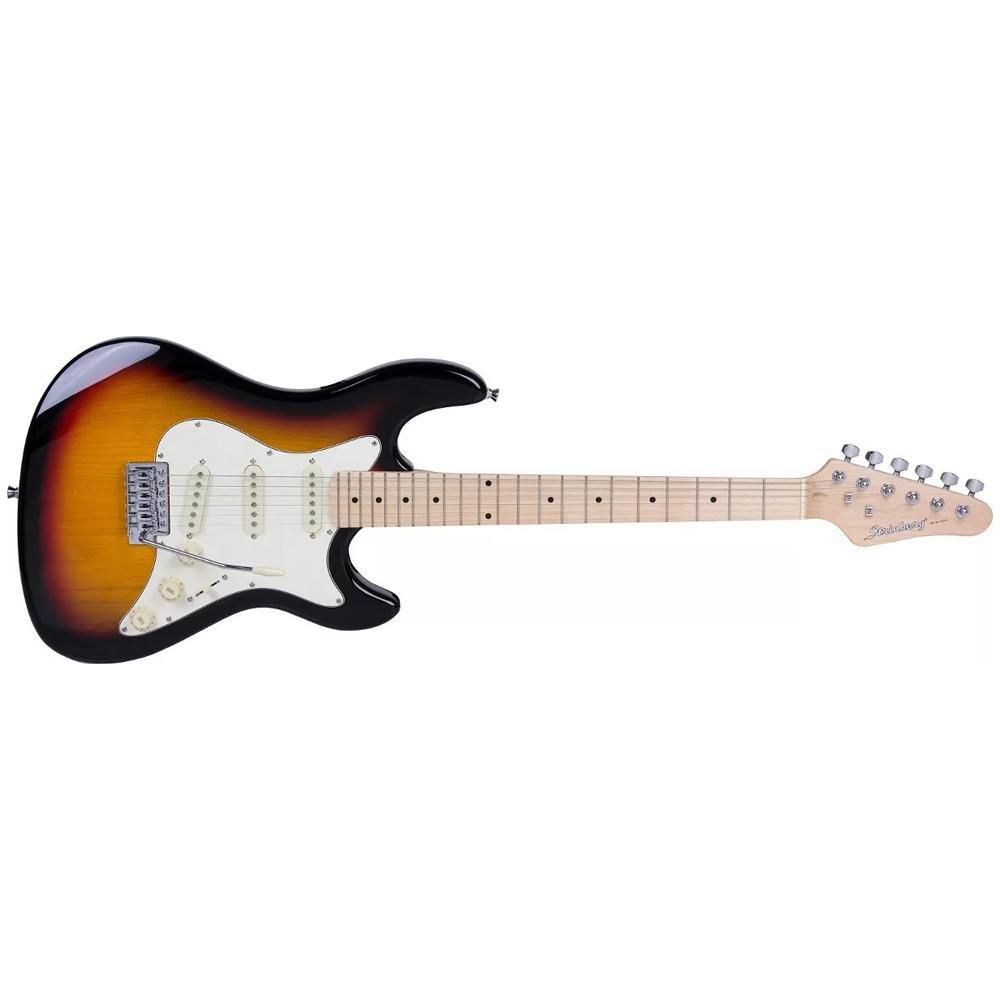 Guitarra Stratocaster Strinberg Sts 100 - SB Sunburst