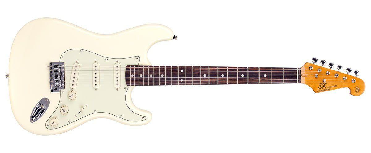 Guitarra Stratocaster SX Vintage SST62+/VWH