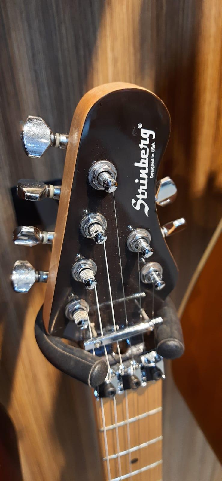 Guitarra Strinberg Clg63 c/ Upgrade (Semi-Nova)