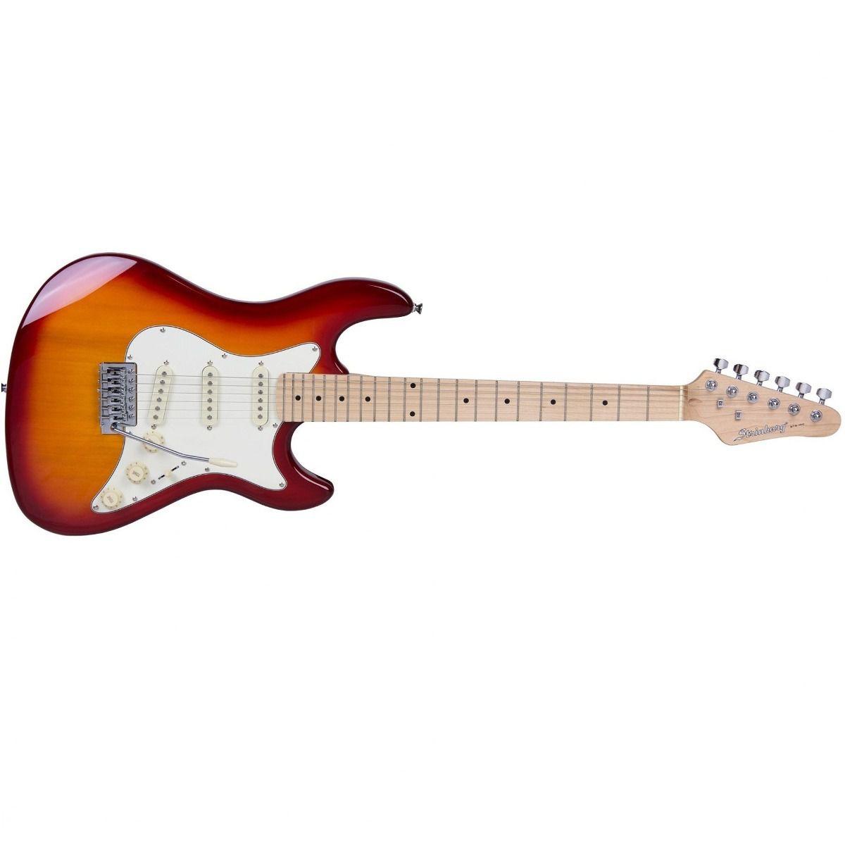 Guitarra Strinberg Stratocaster STS-100 CS